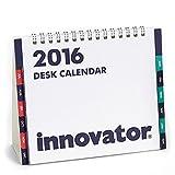 イノベーター 2016 カレンダー 卓上 30073006