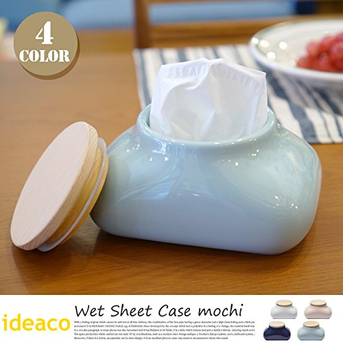 Wet Sheet Case mochi ideaco 全4カラー whit...