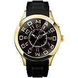 [ロマゴ デザイン]ROMAGO DESIGN 腕時計 メンズ/レディース ATTRACTION アトラクション RM015-0162PL-GDBK [正規輸入品]