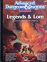Advanced Dungeons and Dragons: Legends and Lore