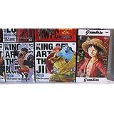ワンピース フィギュア まとめ 15種セットGrandista ルフィ,KING OF ARTIST ギア4,ジンベエ,エース,FLAGナミCODE:B,BWFCゾロ他