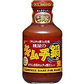 桃屋 キムチ鍋の素 300ml×12本