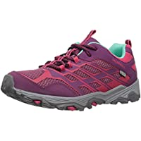 Merrell Moab FST Low WTPF Kids Shoes 12 M US Little Kid Berry