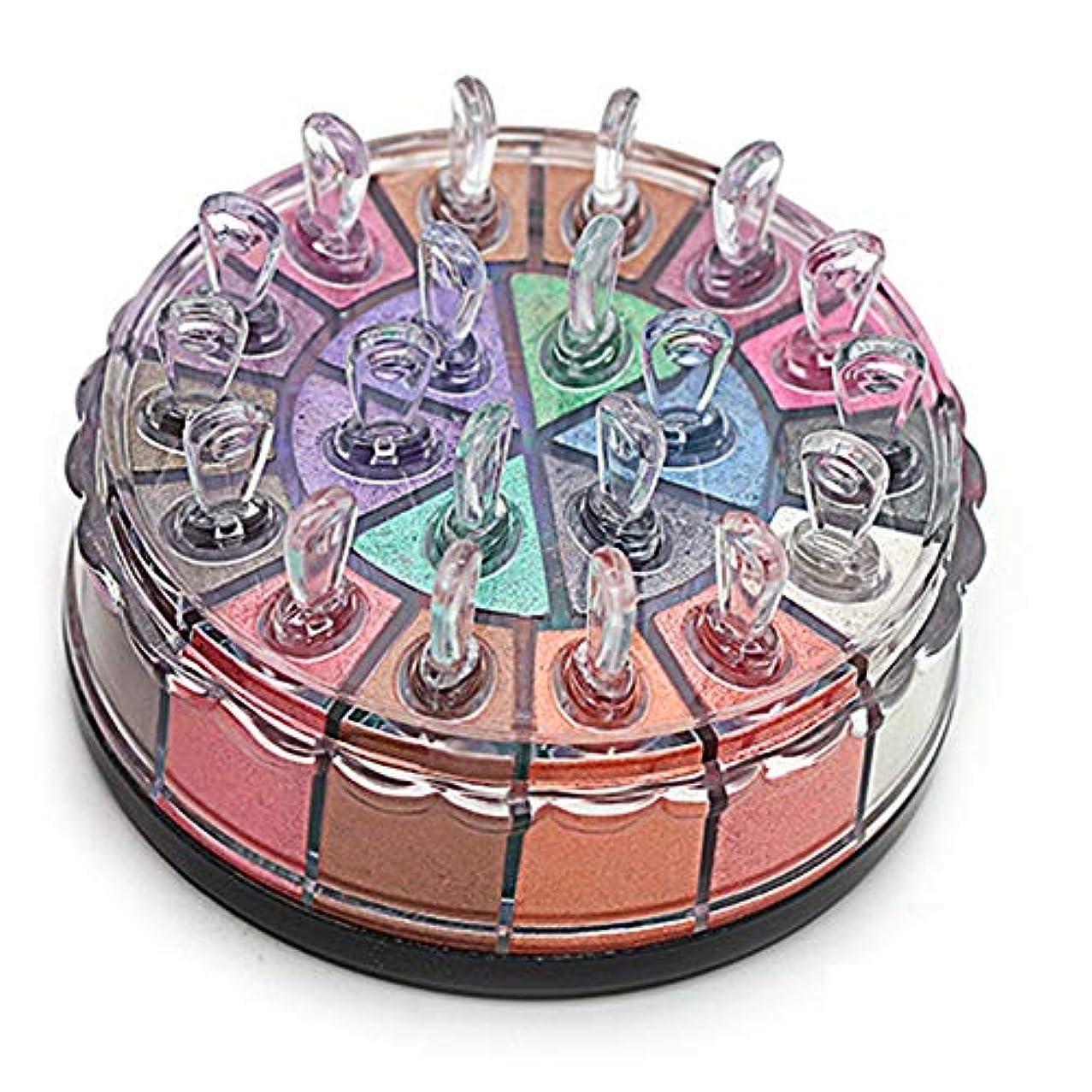 構築するクリケットビザAkane アイシャドウパレット INS 人気 ファッション 超便利 キラキラ 欧米風 綺麗 可愛い 高級 つや消し マット Eye Shadow (20色)