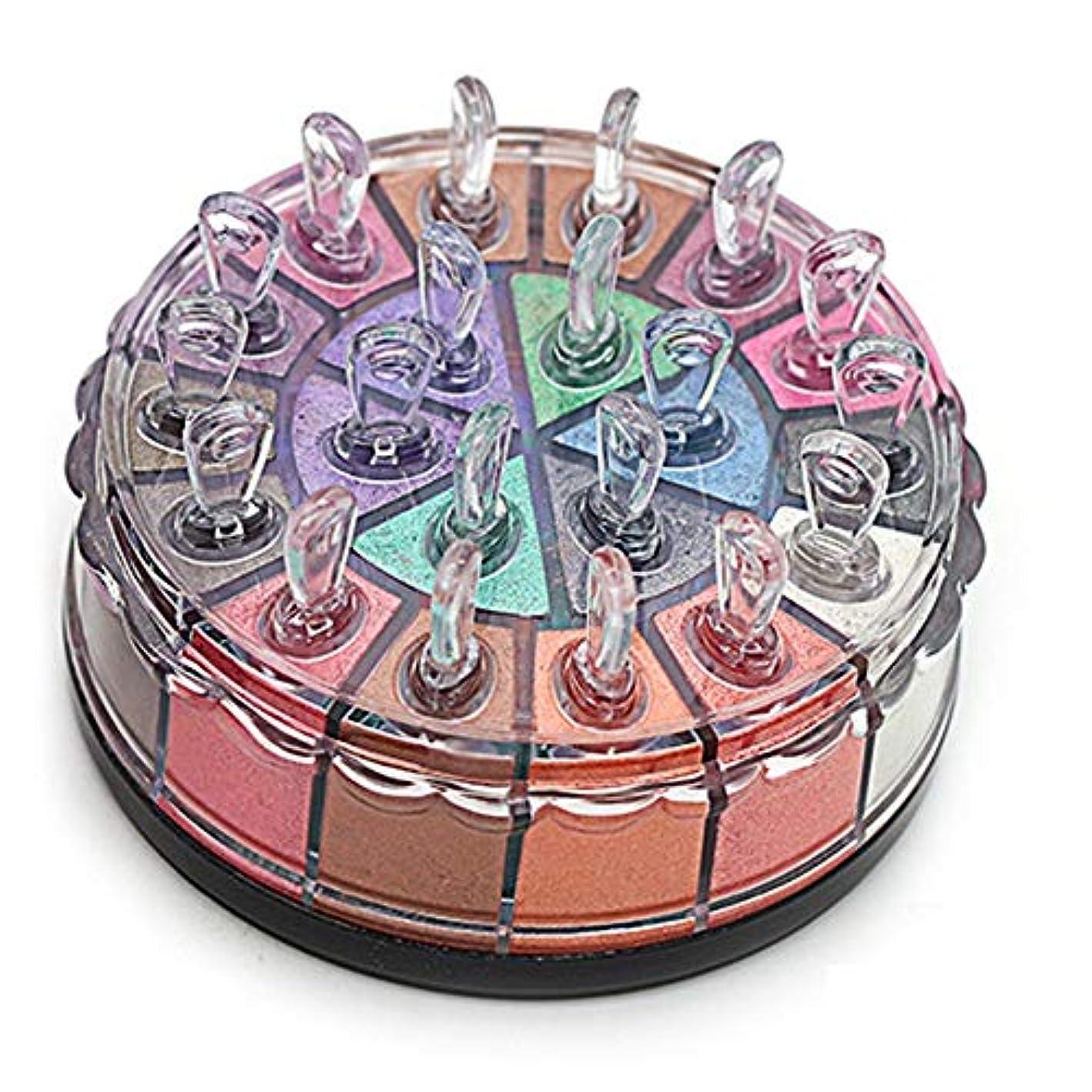 移住する市民追記Akane アイシャドウパレット INS 人気 ファッション 超便利 キラキラ 欧米風 綺麗 可愛い 高級 つや消し マット Eye Shadow (20色)
