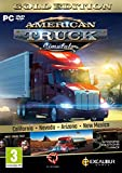 American Truck Simulator Gold (New Mexico DLC/Wheel Turning/Steering Creations) (PC DVD) (輸入版)