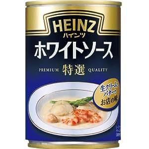 ハインツ ホワイトソース特選 290g×4缶