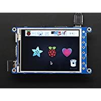 PiTFT Plus 320x240 3.2 TFT + Resistive Touchscreen - Pi 2 and Model A+ / B+ by Adafruit