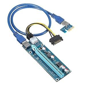 ディラック DIR-PCIE1To16 PCI-Express(x1)-(x16)延長キット