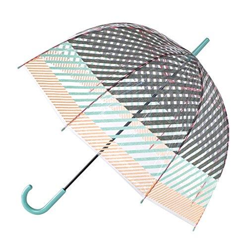 ビニール傘だけどこんなにカワイイ!他の人と差が付くハッピークリアドームアンブレラ