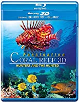 Fascination Coral Reef 3d: Hunters & The Hunted [Blu-ray] [Import]