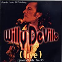 Live-Greatest hits '76-'93