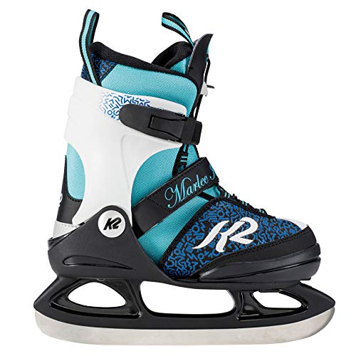 [ケーツー] ジュニア ガールズ アイススケート フィギュアスケート スケート靴 MARLEE IC...