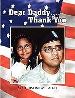 Dear Daddy... Thank You