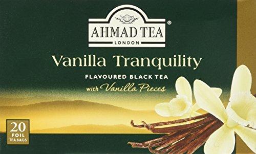 AHMAD TEA (アーマッドティー) バニラ 2g×20P