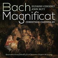 J.S. Bach: Magnificat & Christmas Cantata by Dunedin Consort