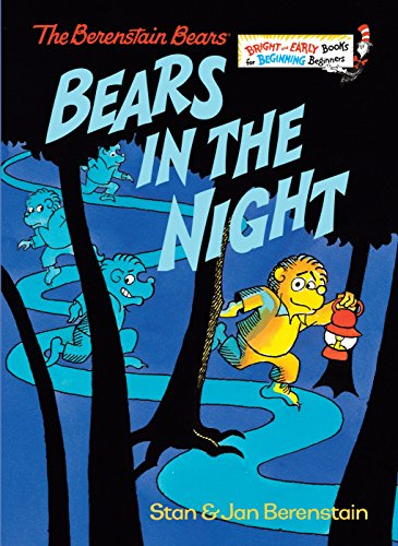 Bears in the Night (Bright & Early Books(R))の詳細を見る