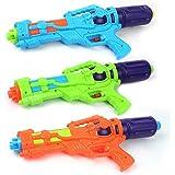 水の戦いのための潮吹き銃素晴らしい夏の専用おもちゃ水鉄砲子供夏のおもちゃビーチおもちゃ水のおもちゃ ( Color : Orange , Size : S )