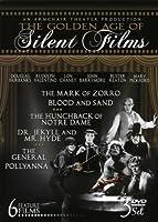 Golden Age of Silent Films [DVD] [Import]