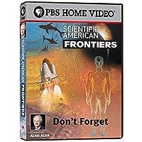 Alan Alda in Scientific American Frontiers: Don't Forget! - Biology; Elderly; Medicine; Science DVD