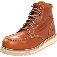 """Timberland Pro - Mens 6"""" Barstow Wedge Boot Moc Soft Toe"""