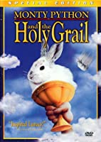 Monty Python and the Holy Grail Fムービーポスター11 x 17 Graham Chapmanジョン・クリーステリー・ギリアム Unframed 465246