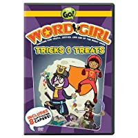 Wordgirl: Tricks & Treats [DVD] [Import]