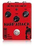 Lone Wolf Blues Company ローンウルフブルースカンパニー オーバードライブ ハーモニカ用 Harp Attack 【国内正規品】