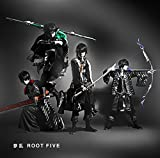 Your Star♪ROOT FIVEのCDジャケット