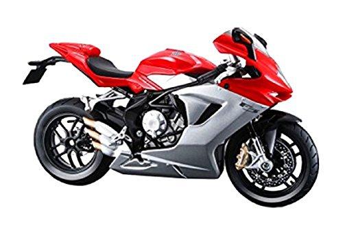 マイスト Maisto 1/12 MV Agusta アグスタ F3 Serie Oro 2012 11095 オートバイ Motorcycle バイク Bike Model ロードバイク 並行輸入品