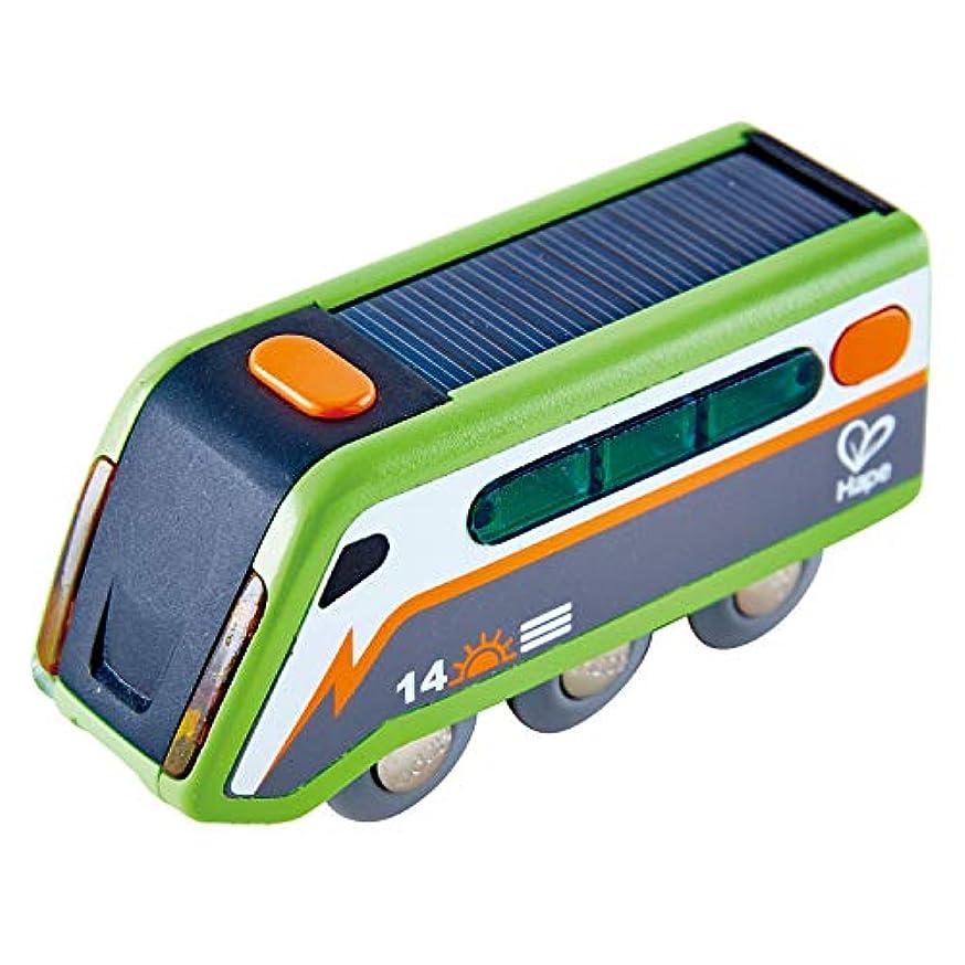 賞針完璧なHape(ハペ) ソーラーライト付きでんしゃ E3760