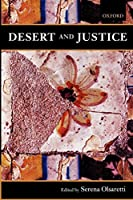 Desert and Justice (Mind Association Occational)