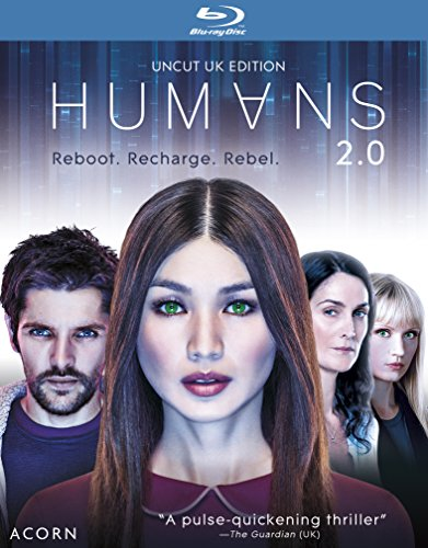 Humans 2.0 [Blu-ray] [Import]