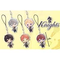 あんさんぶるスターズ ! メタルチャーム vol.2 Knights 5種セット