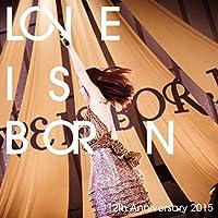 ネコに風船(LOVE IS BORN ~12th Anniversary 2015~)