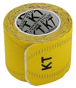 KTTAPE(ケーティーテープ) キネシオロジー テーピングテープ KTTAPE PRO ロールタイプ 15枚入り ソーラーイエロー KTR1995