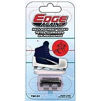 エッジAgain交換用Tusk手動Hockey Goalieスケート削り器