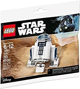 LEGO STARWARS R2-D2 スターウォーズ アストロメクドロイド 30611