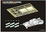 ボイジャーモデル 1/35 第二次世界大戦 ドイツ軍 パンターD型 木炭ガス燃料タンク (汎用) プラモデル用パーツ PEA409