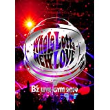 B'z LIVE-GYM 2019 -Whole Lotta NEW LOVE- (DVD)