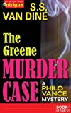 The Greene Murder Case (Philo Vance Mystery) (English Edition)
