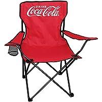 Coca-Cola(コカ・コーラ) アウトドア アームチェア レッド