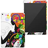 igsticker iPad Air 10.5 inch インチ 専用 apple アップル アイパッド 2019 第3世代 A2123 A2152 A2153 A2154 全面スキンシール フル 背面 液晶 タブレットケース ステッカー タブレット 保護シール 002616