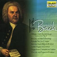 The Best of Bach by Various Artists (2001-11-27)