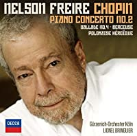 Chopin: Piano Concerto No. 2 by Nelson Freire (2015-01-21)