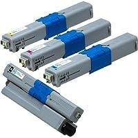 TNR-C4K 中容量カラー4色セット リサイクルトナーカートリッジ(中) OKI COREFIDO A4複合機ページプリンタ用