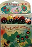 Five Little Ladybugs With Hand Puppet