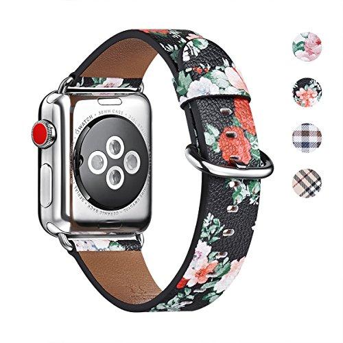 WFEAGL コンパチブル Apple Watch バンド,...