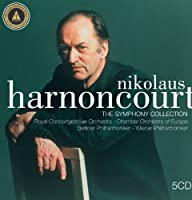 Nikolaus Harnoncourt: The Symphony Collection by Haydn (2010-10-26)