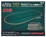 HOゲージ 3-115 HV5 HOユニトラックR550mmエンドレス線路セット